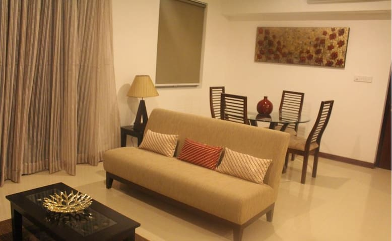 Luxury 3 Bed Flat in Colombo city - Colombo - Apartment