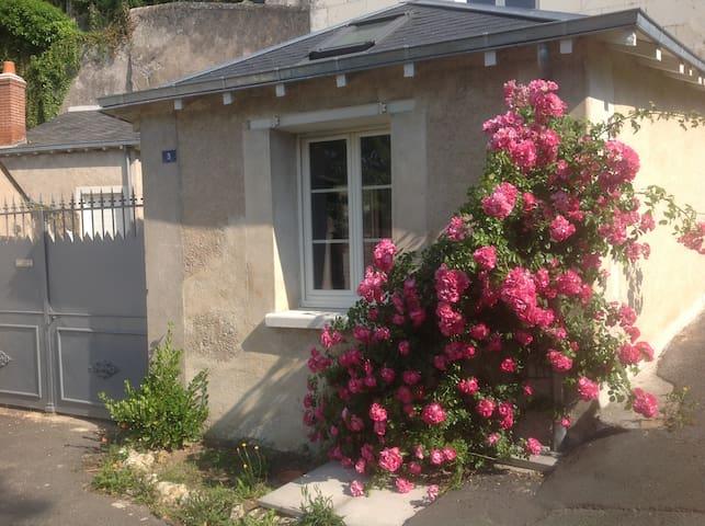 Petite maison de vignerons proche d amboise