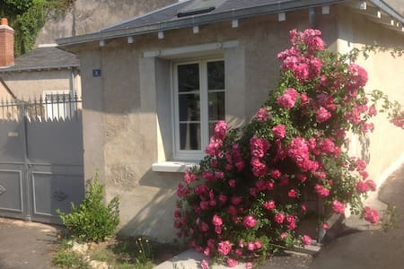 Petite maison de vignerons proche d amboise - Nazelles-Négron - Haus