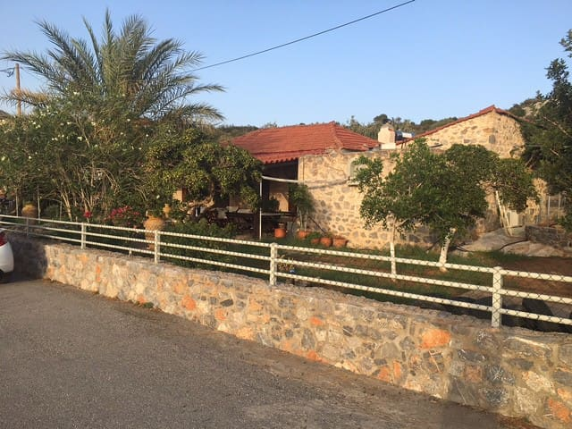 Palea  Country House - Monemvasia - Barraca