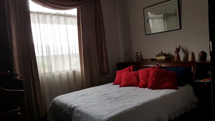 Rooms for rent, near SJO Intl. Airport