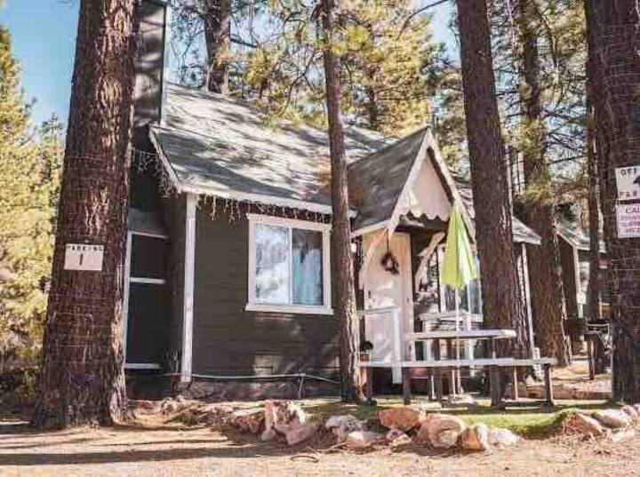 babebear Cozy getaway Cabin1#with perfect location