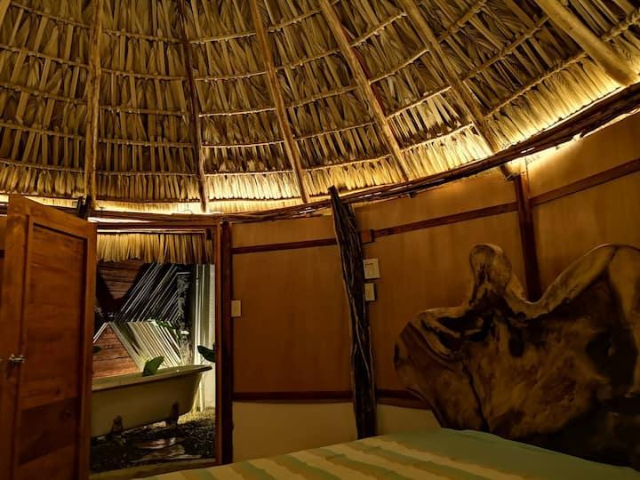 Cabaña en club de Playa  Punta Puerto