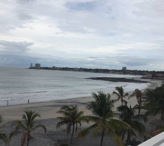 Lovely beachfront condo - Nueva Gorgona