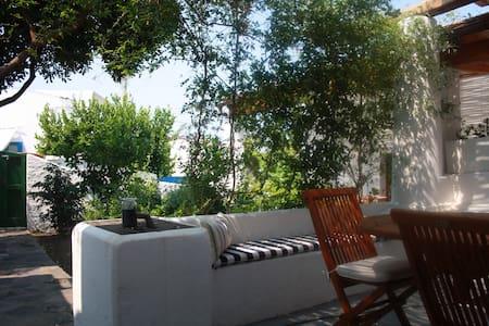 Casa tipica eoliana a 5 minuti dal mare