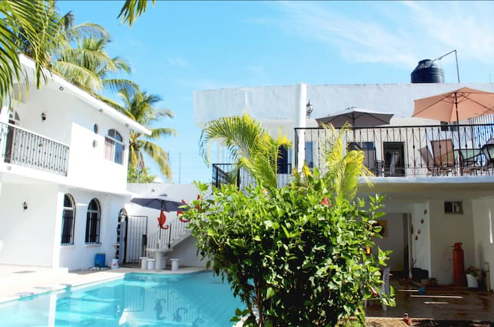 Amazing House in Manzanilla Beach- Entire House