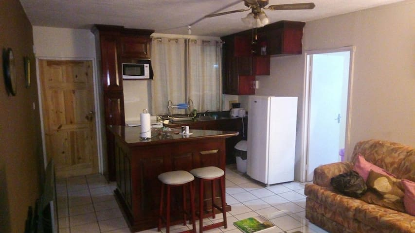 Apt in New Kingston Jamaica