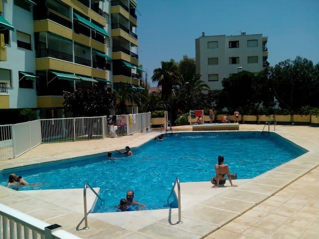 Apartamento Las Palomas IV - Aguadulce - Apartment