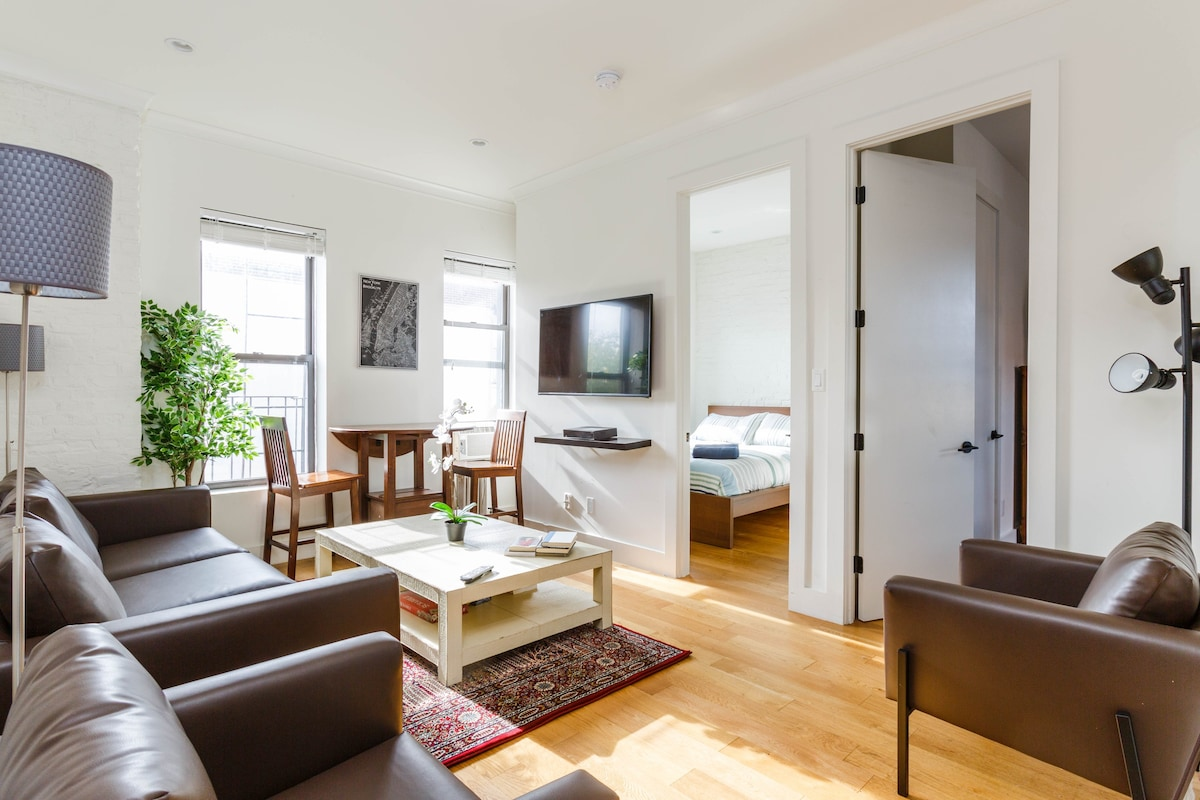 Get Ready To Enjoy NYC From Our Spacious 3 Bedroom, 2 Bathroom Apartment!