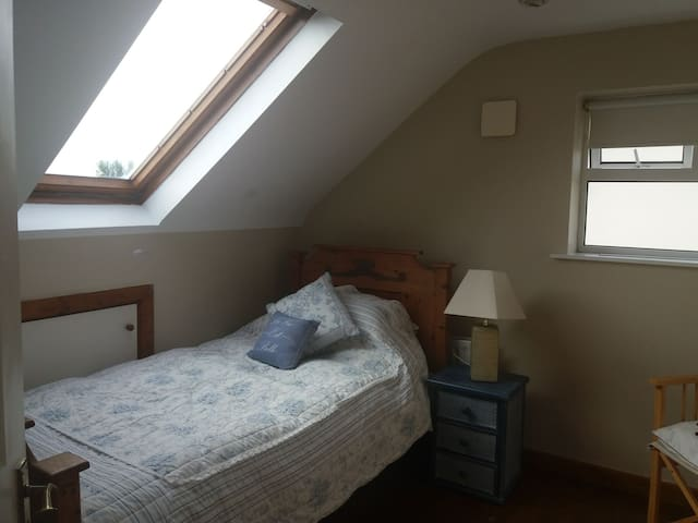 'Rockview' single room en suite in Kilcoole
