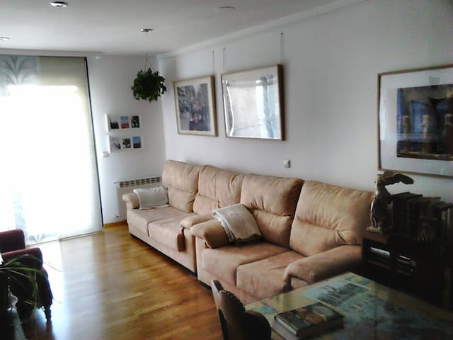 urbanization with swimming pool, cozy - Albacete - Apartamento