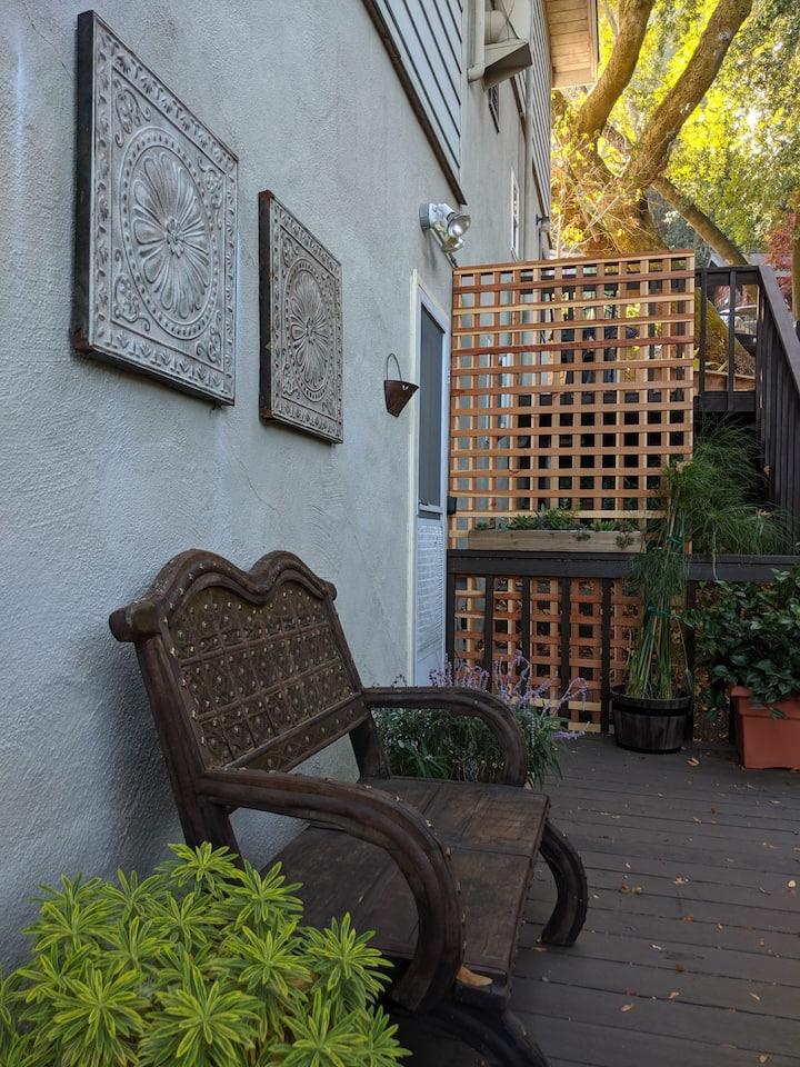 La Casita Buhita (Little Owl House)/prvt hideaway