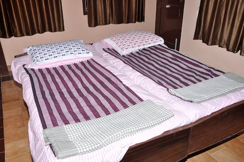 Homestay Senthil Akam - Deluxe Double Room