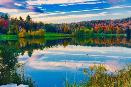 Lake Cabin @ Hunter Resort- View's- Location-Fun