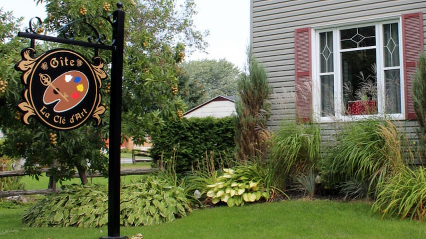 Joli bed and breakfast - Victoriaville