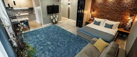 Стильная 1 комнатная квартира в Бобруйске