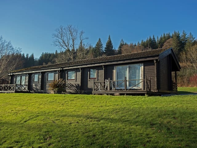 Armadale Castle Lodges -  Glencoe Lodge