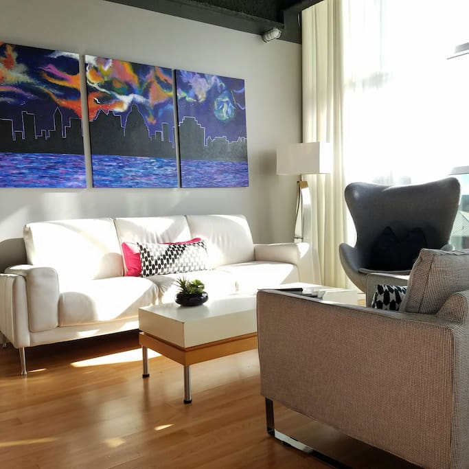 Chic Downtown 6th St Condo Lofts For Rent In Austin