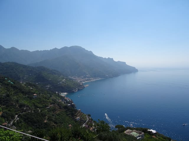 Beautiful villa see view. - Ravello - Villa