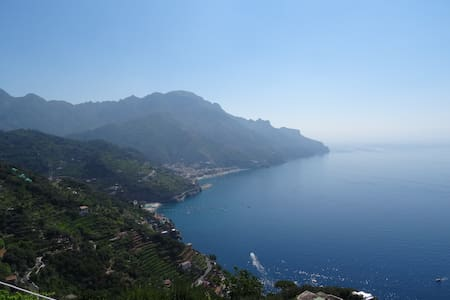 Beautiful villa see view. - Ravello