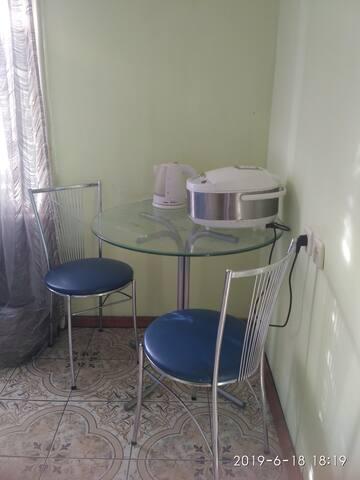 Очень хорошая комната, в хорошем районе :)