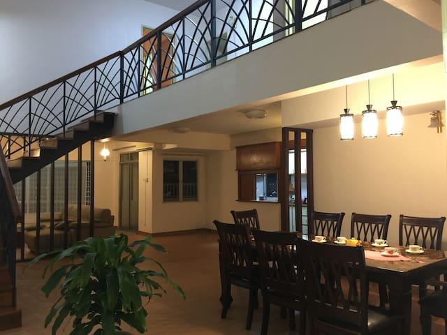Penthouse Homestay at Jalan Ipoh - Kuala Lumpur - Lägenhet