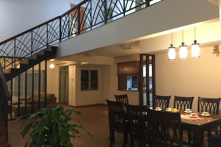 Penthouse Homestay at Jalan Ipoh - Kuala Lumpur - Lejlighed