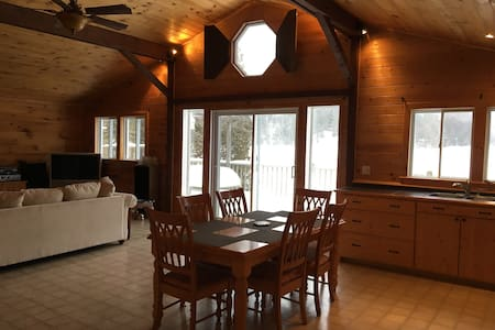 The Relaxing Getaway - Val-des-Monts - Cabin - 2