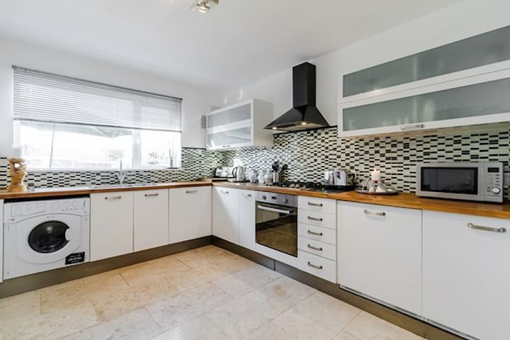 Affordable modern flat  in north london-
