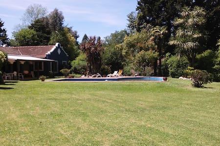 Alquiler Casa Quinta para vacaciones en familia - Exaltación de la Cruz