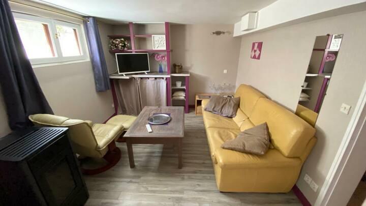 Appartement Chaleureux de  40 m2 Indépendant