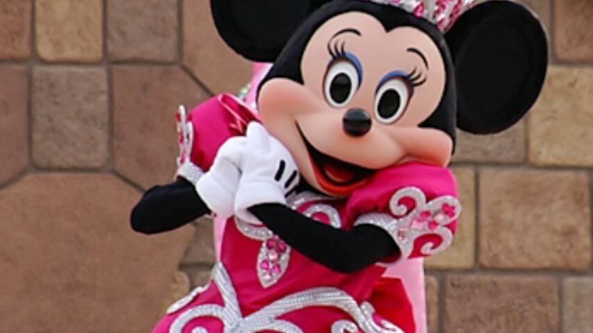 ❤️Minnie's room❤️ディズニーエリア❤️ミニーちゃんに包まれるお部屋❤️迪士尼万圣节❤️子供無料