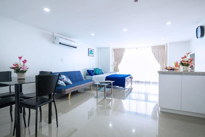 Luxury Condominium Unit Central Cebu City 46sq m - Cebu City - Appartement