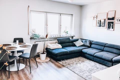 ★Top modernes Apartment mit Netflix ★S-Bahn 5 Min★