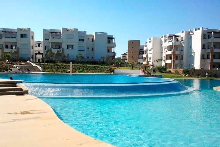 Ferienwohnung/App. für 4 Gäste mit 80m² in Playa Del Pacha, Mrah el Bacha (117358)