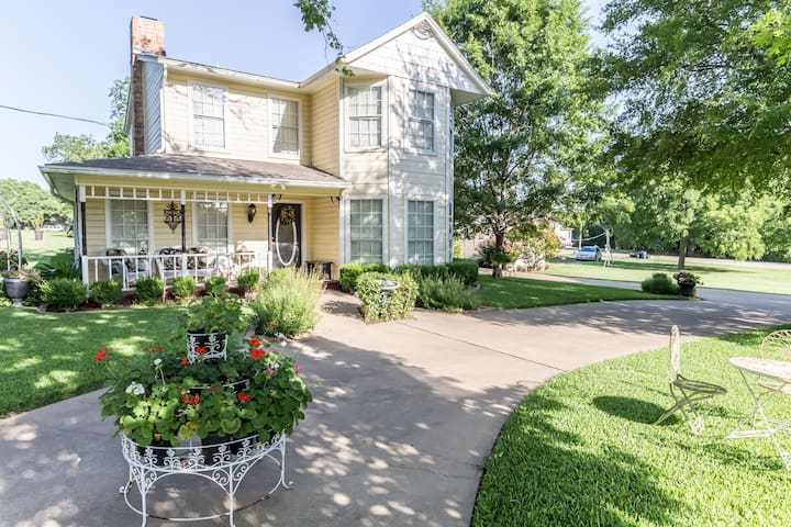 Quaint country setting near Dallas - Red Oak - House