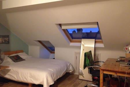Loft Conversion with Full Bath Bathroom - Londres - Casa