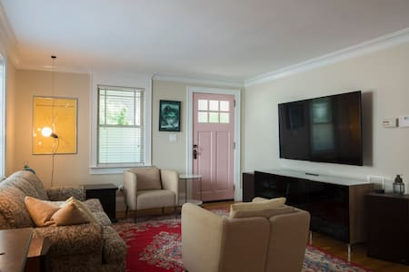 Comfortable, Historic, South End Condo
