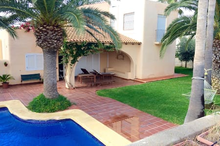 Villa close to the sea-pool&garden - Puerto del rey - Villa