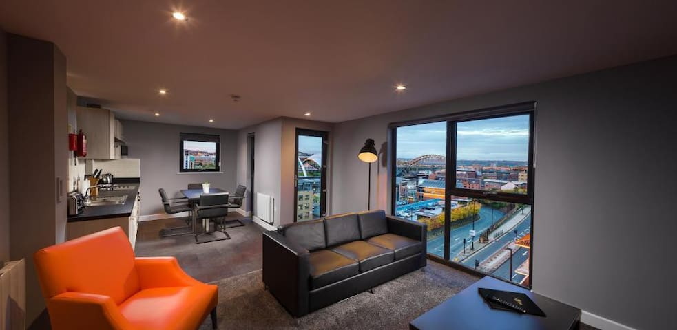 Dream Apartments Quayside, 2 bedroom Superior
