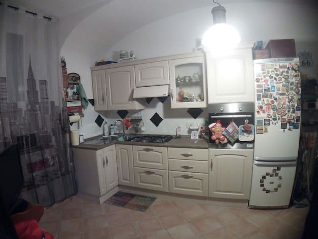 Our kitchen - please ask if you need to use it!