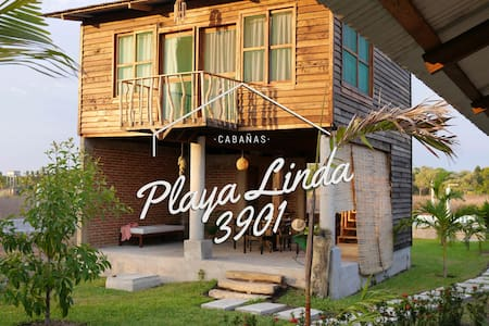 Playa Linda 3901 CONJUNTO DE CABAÑAS (6 rooms)