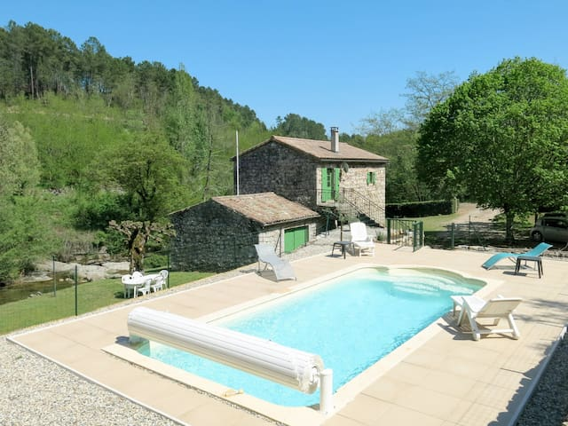 Holiday House Le Moulin for 5 persons in Saint Genest-de-Beauzon