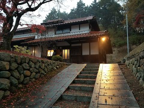 "Privat hus OriyASUIAN Oriyasuian An ""Waiyasuyasuian"" En privat bostad att hyra i norra delen av Okayama Prefecture"