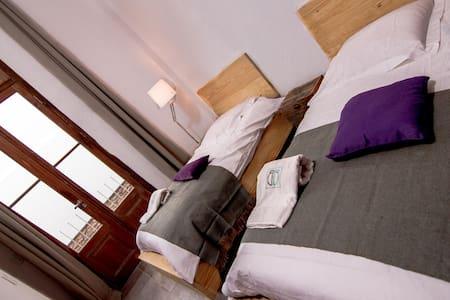 Mooie kamer TWIN met eigen badkamer - Buenos Aires - Bed & Breakfast