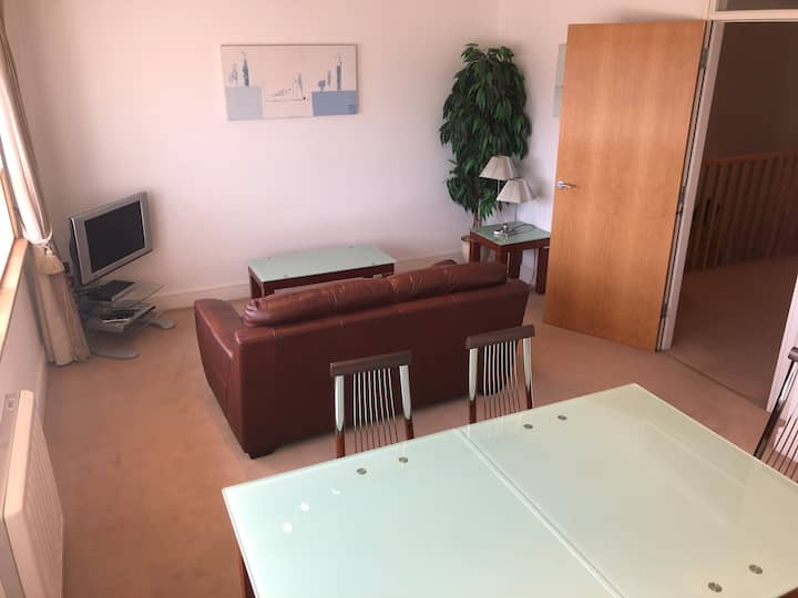 City Center Apt - Suitable for Families with Kids