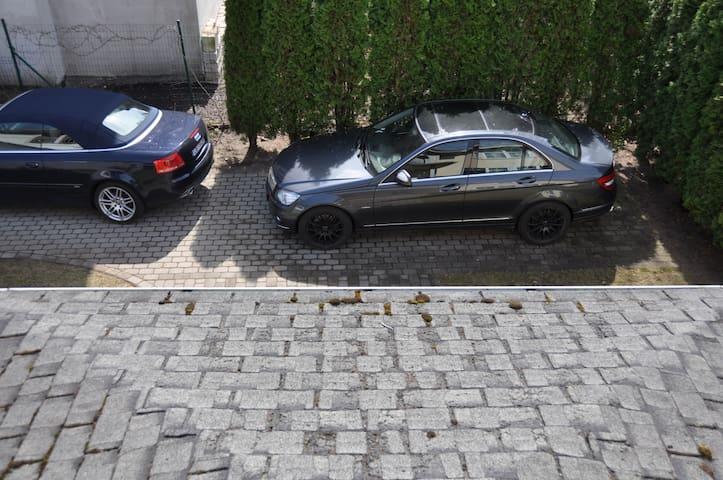 Parking 2 car