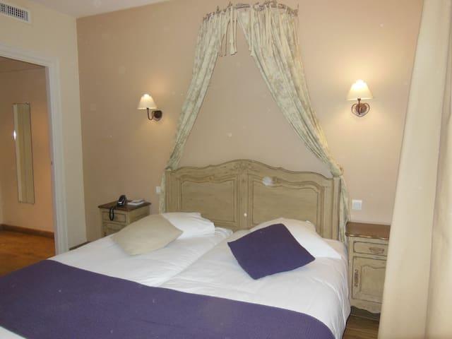 chambre confort au centre ville