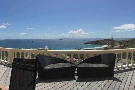 Ocean view villa in Guana Bay - Upper Prince's Quarter
