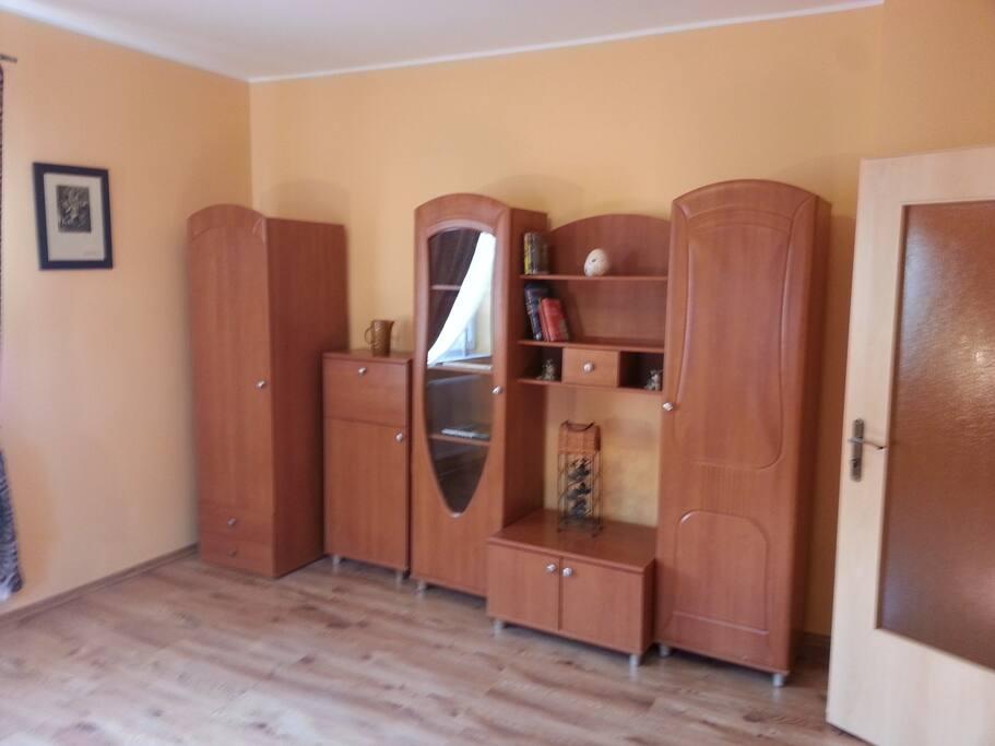 salon meblościanka
